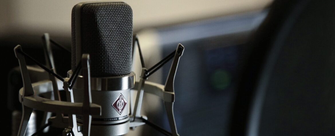 Home page di Speaker e-learning, Voice Over 1
